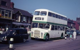 Cleveleys Bus