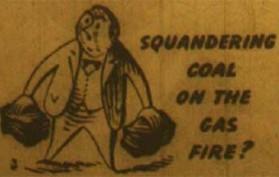 Squandering Coal