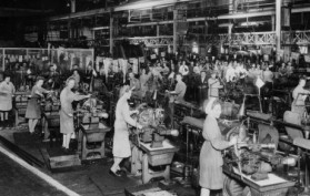 Vickers Armstrong Factory