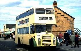 Blackpool bus